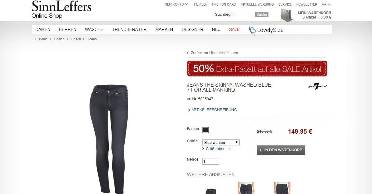 SinnLeffersJeans