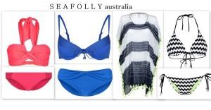 Die besten Bikinis und Strandsachen von Seafolly australia