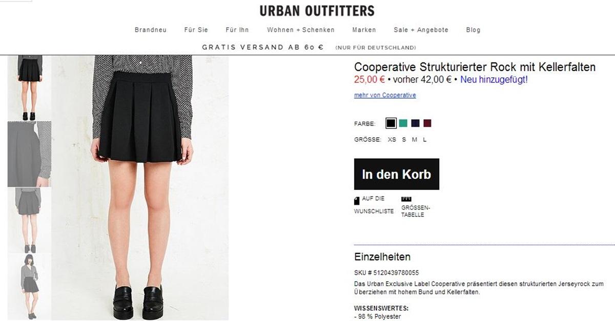 UrbanOutfittersSale
