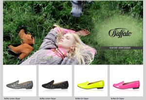 Update! Amazon BuyVIP Buffalo Schuhe zum Tiefstpreis