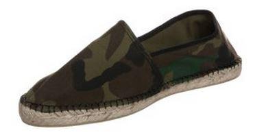 Espadrilles Camouflage
