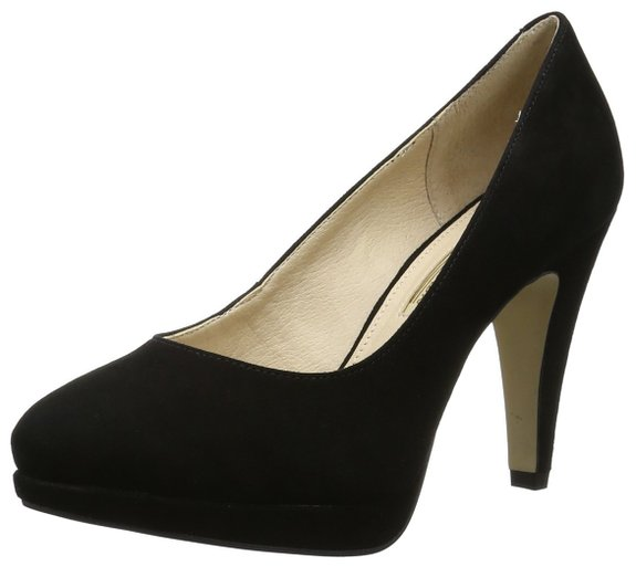 pumps schwarz buffalo sale 11cm
