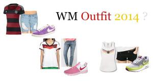 Das perfekte WM Outfit 2014! Auf zum Rudelgucken, Mädels!