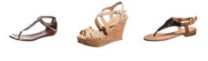 Die 5 besten ALDO Sandaletten – Schnäppchen